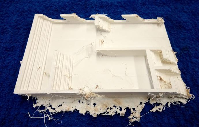 3D test print 1