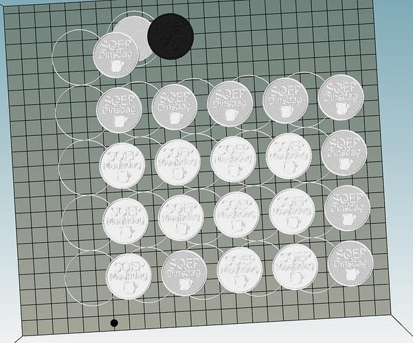3d print 2 kleuren