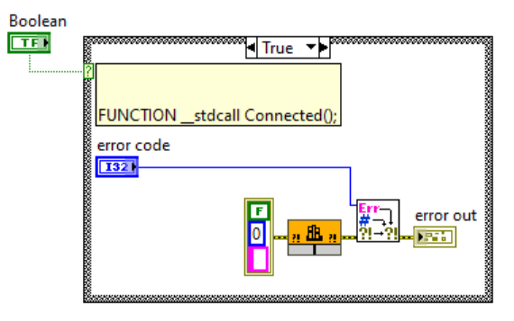 labview K8062 example