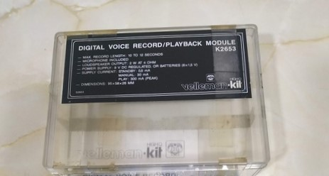 Voice Playback case